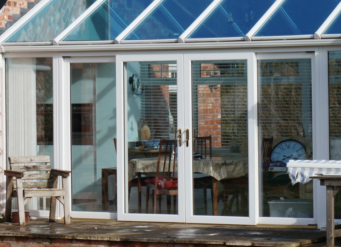 4 section patio door
