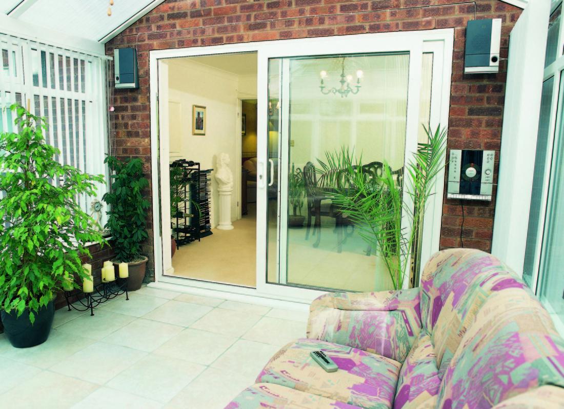 door-006 slidding patio door white inside conservatory victorian