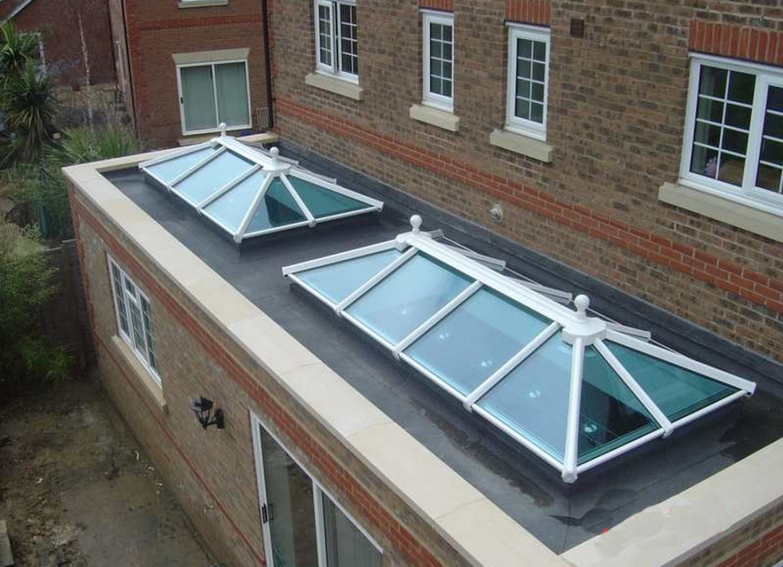 Flat Roofs Grosvenor Windows