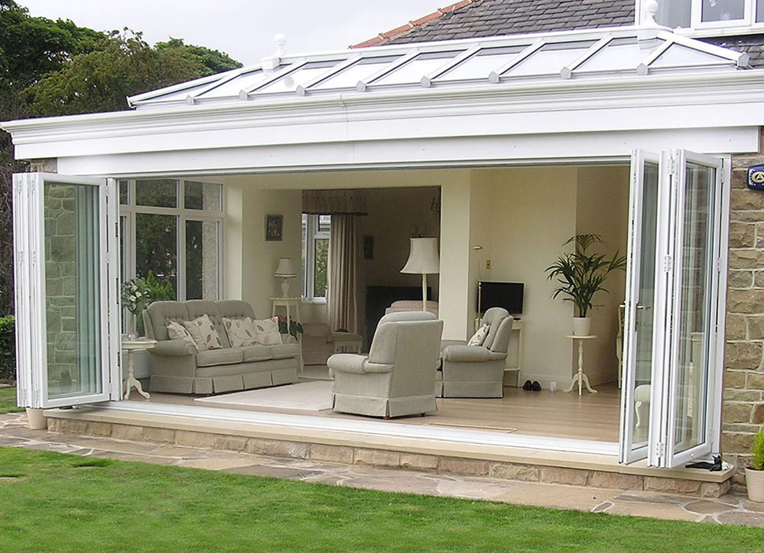 4 Door Orangery - Grosvenor Windows - Horwich - Bolton
