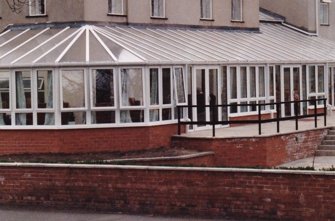 uPVC Flixton Manor Conservatories Commercial - Grosvenor Windows - Horwich - Bolton
