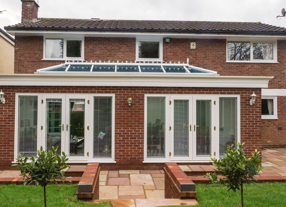 White Orangery - Grosvenor Windows - Horwich - Bolton