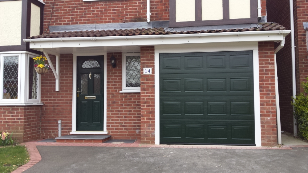 Hormann Garage Door - Grosvenor Windows - Horwich - Bolton