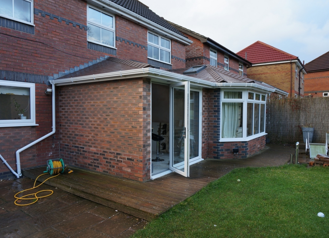 Tiled Roof - Grosvenor Windows - Horwich - Bolton