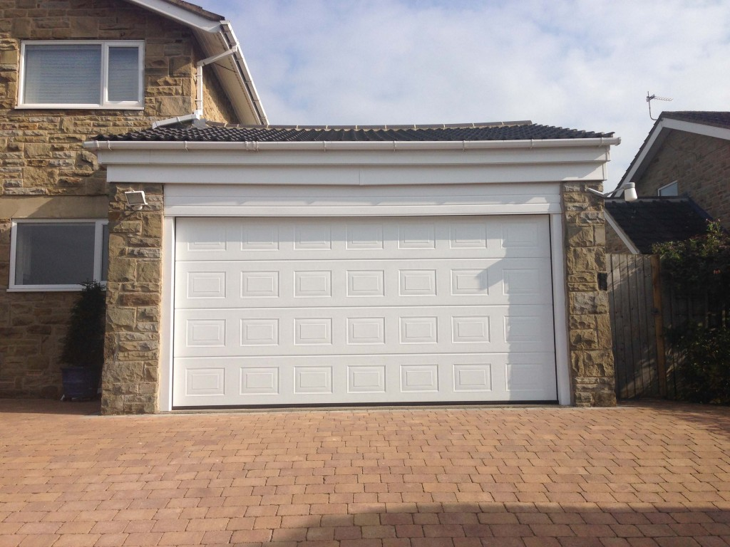 Hormann Sectional Panel Garage Door - Grosvenor Windows - Horwich - Bolton