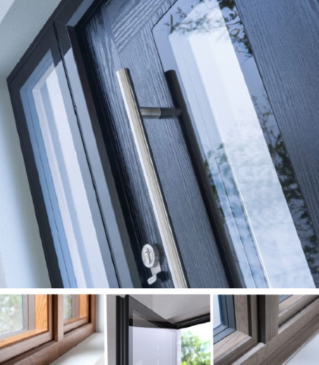uPVC Lumi Doors - Grosvenor Windows - Horwich - Bolton