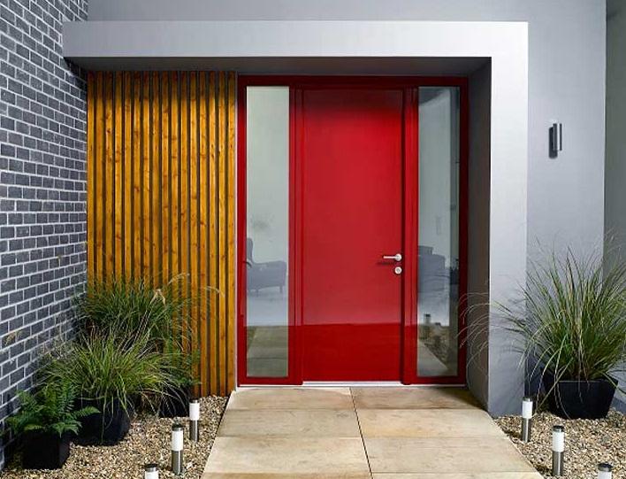 uPVC Lumi Doors - Grosvenor Windows - Horwich - Bolton